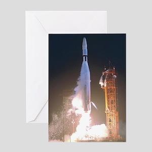 Mariner 1, 1962 Greeting Card