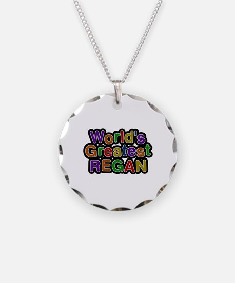 World's Greatest Regan Necklace