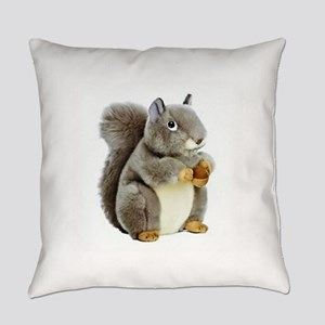 Stuffed Squirrel Everyday Pillow