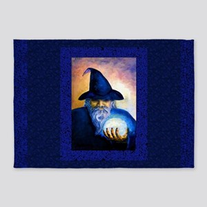 WIZARD 5'x7'Area Rug