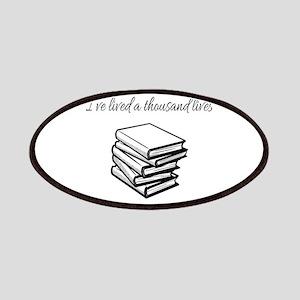 I've lived a thousand lives Books Patch