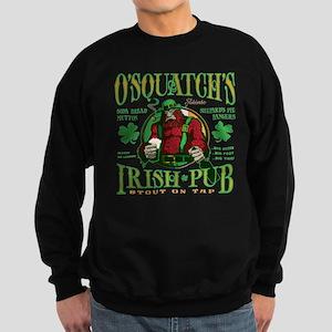 O'Squatch's Irish Pub Sweatshirt