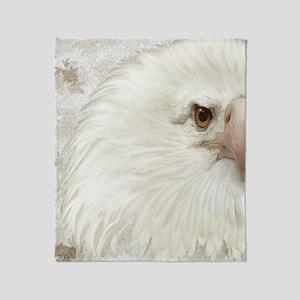 Eagle Feathers Throw Blanket