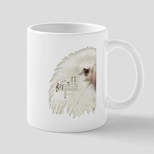 Eagle Feathers Notes Mugs