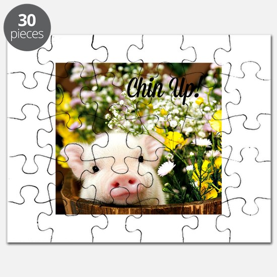 Chin Up! Puzzle