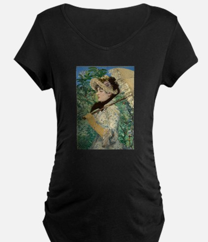 Jeanne by Manet Maternity T-Shirt