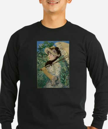 Jeanne by Manet Long Sleeve T-Shirt