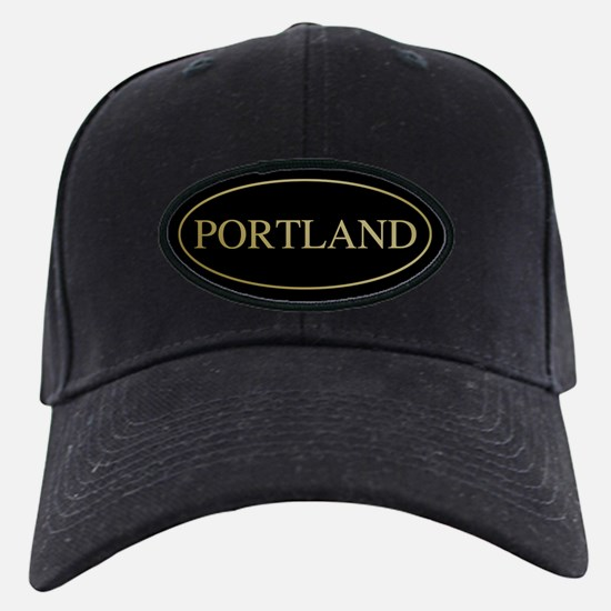 Portland, Oregon Baseball Hat