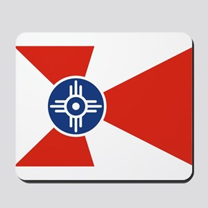 Wichita ICT Flag Mousepad