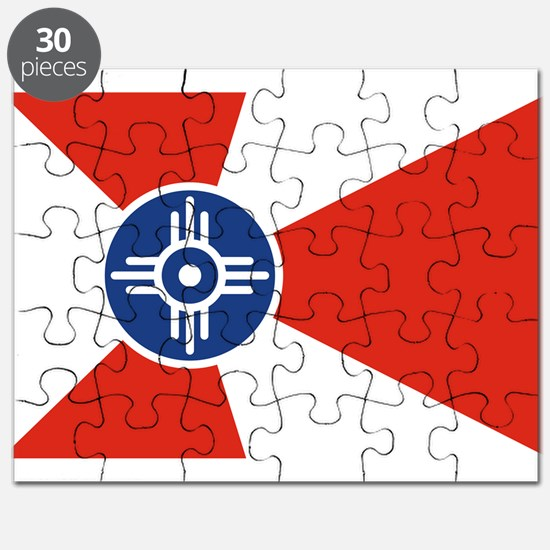 Wichita ICT Flag Puzzle