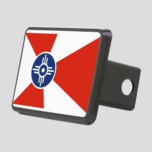 Wichita ICT Flag Hitch Cover
