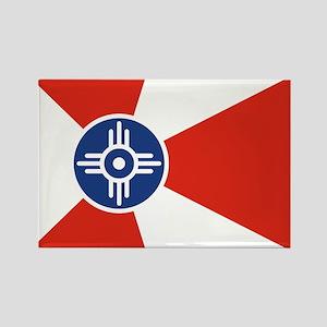 Wichita ICT Flag Magnets