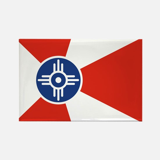 Wichita ICT Flag Magnets