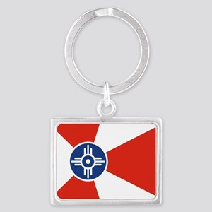 Wichita ICT Flag Keychains