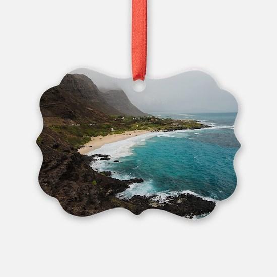 Makapu'u Beach Ornament