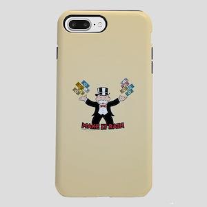 Monopoly - Make It Rain iPhone 8/7 Plus Tough Case