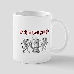 schnitzengiggle Mugs