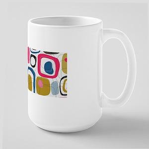 Mid Century Modern Print Mugs