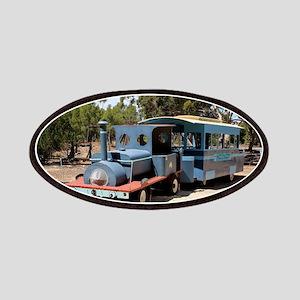 Taffy, train engine locomotive Patch