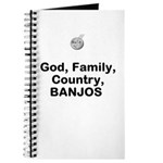 Banjo Talk Journal