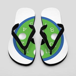 Dialed In Flip Flops