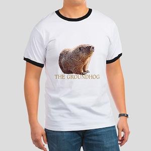 RESPECT the GROUNDHOG T-Shirt