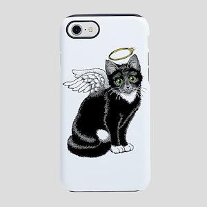 Angel Kitten iPhone 8/7 Tough Case