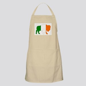 Irish Buffalo Apron