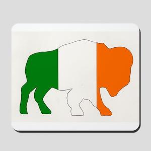 Irish Buffalo Mousepad