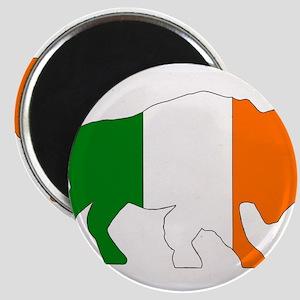 Irish Buffalo Magnets