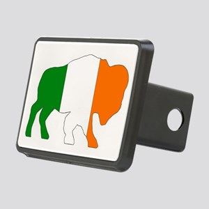 Irish Buffalo Rectangular Hitch Cover
