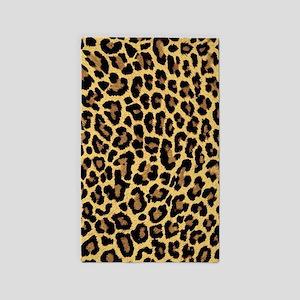 Leopard/Cheetah Print Area Rug