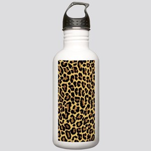 Leopard/Cheetah Print Stainless Water Bottle 1.0L
