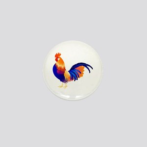 The Rooster, Irascible Rakish Audacity Mini Button