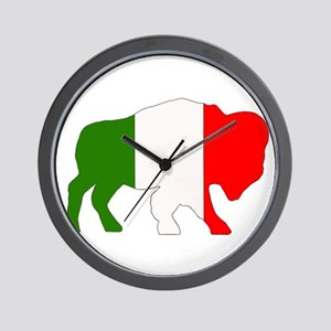 Italian Buffalo Wall Clock