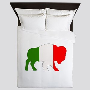 Italian Buffalo Queen Duvet