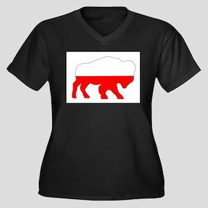 Polish Buffalo Plus Size T-Shirt