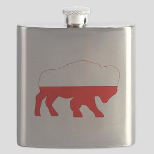 Polish Buffalo Flask