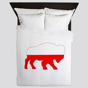 Polish Buffalo Queen Duvet