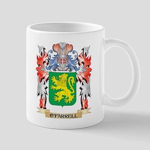 O'Farrell Coat of Arms - Family Crest Mugs