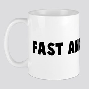Fast and furious Mug