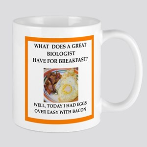 biology Mugs