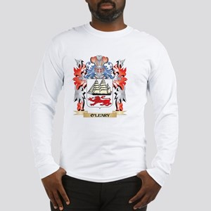 O'Leary Coat of Arms - Fam Long Sleeve T-Shirt