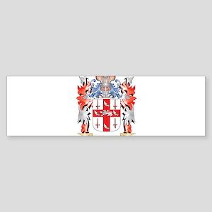 O'Nolan Coat of Arms - Family C Bumper Sticker