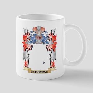 Osbourne- Coat of Arms - Family Crest Mugs