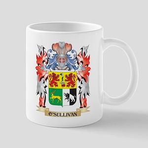O'Sullivan Coat of Arms - Family Crest Mugs