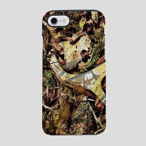 outdoors antler Hunter camou iPhone 8/7 Tough Case