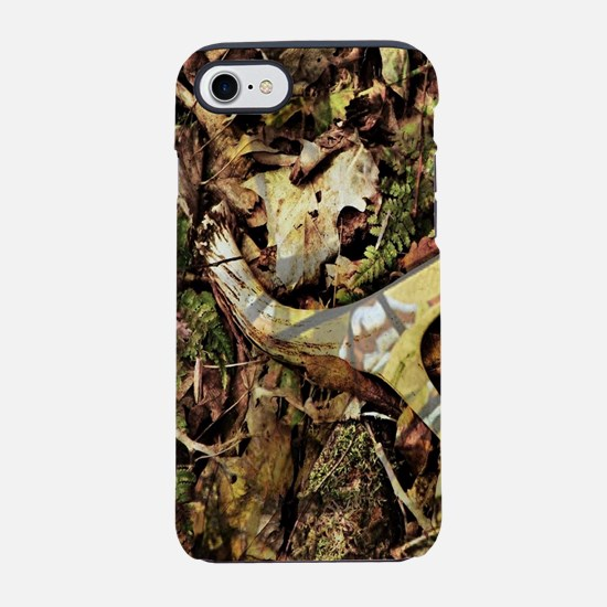 outdoors antler Hunter camou iPhone 8/7 Tough Case