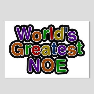 World's Greatest Noe Postcards 8 Pack