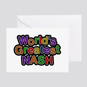 World's Greatest Nash Greeting Card